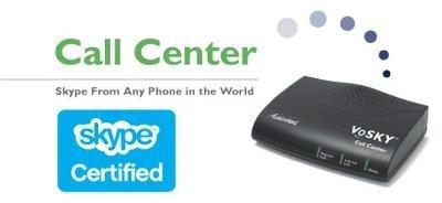 VoSKY te permite llamar vía VoiP sin ordenador de por medio