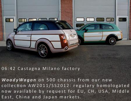 Fiat 500 Woody