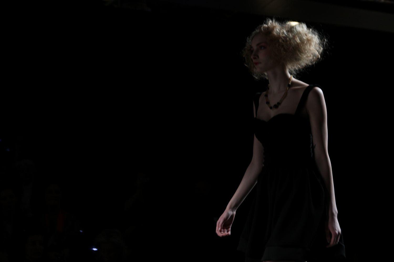Foto de Alma Aguilar en la Cibeles Madrid Fashion Week Otoño-Invierno 2011/2012 (90/126)