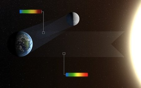 Se descubre vida en la Tierra
