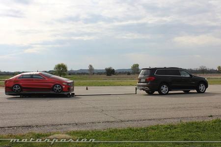 Mercedes Clase C 2014, toma de contacto