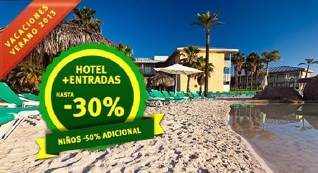 Reserva tu estancia y visita a PortAventura con un 30% de descuento
