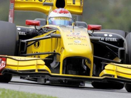 El suelo doble es el secreto de Renault