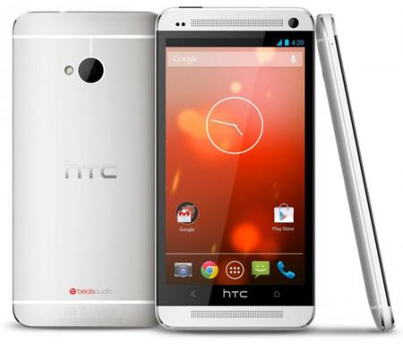 Google también convierte al HTC One en un teléfono Nexus