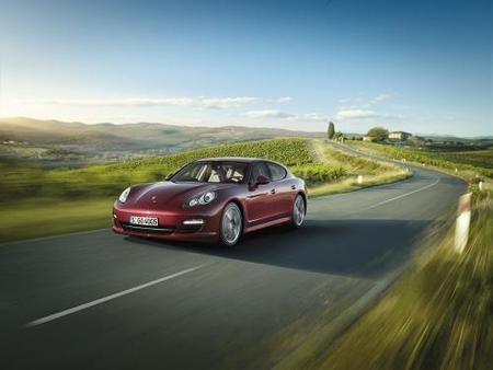 """Llegan las versiones """"económicas"""" del Porsche Panamera"""