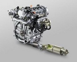 La nueva tecnología diesel de Honda