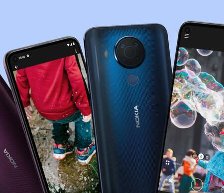 Nokia 5.4: un móvil 4G con precio más ajustado sin renunciar a la firma de Zeiss en las lentes