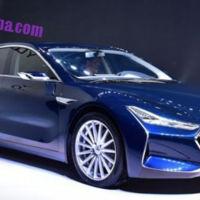Youxia X, 348 CV de eléctrico chino al estilo Model S
