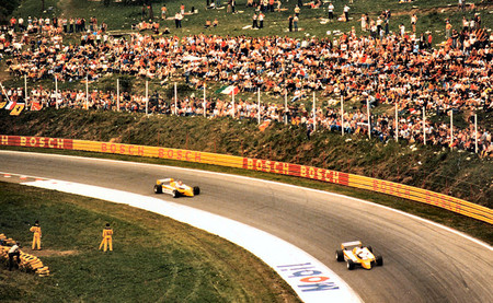 Renault F1 GP Austria 1980