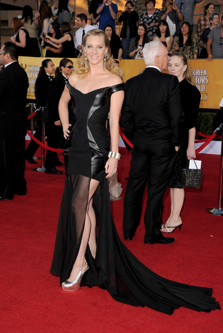 Heather Morris Screen Actors Guild Awards