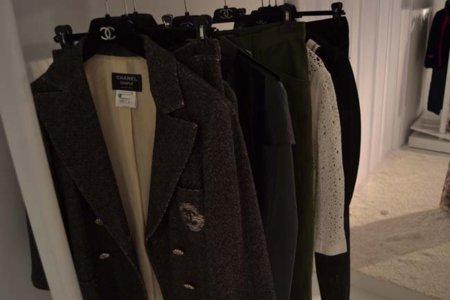 Chanel colección Primavera-Verano 2012 chaqueta