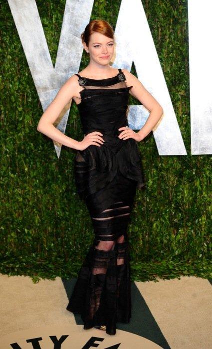 Emma Stone Fiesta Vanity Fair