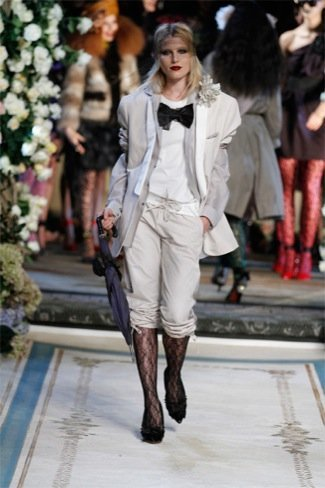 Lanvin HM, colección Alta Costura, Margiela