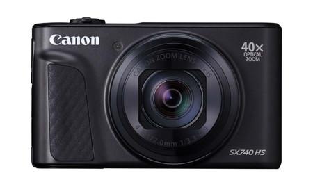 Canon Powershot Sx740 Hs 7