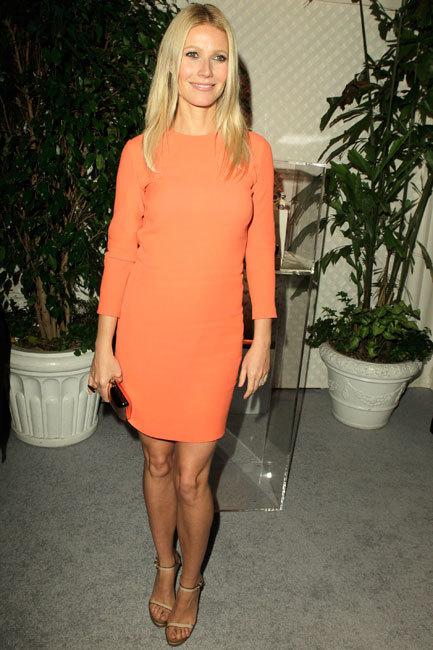 Foto de Gwyneth Paltrow, Hilary Swank, Diane Kruger de Calvin Klein en el Anual Elle Homenaje a las Mujeres en Hollywood (1/5)