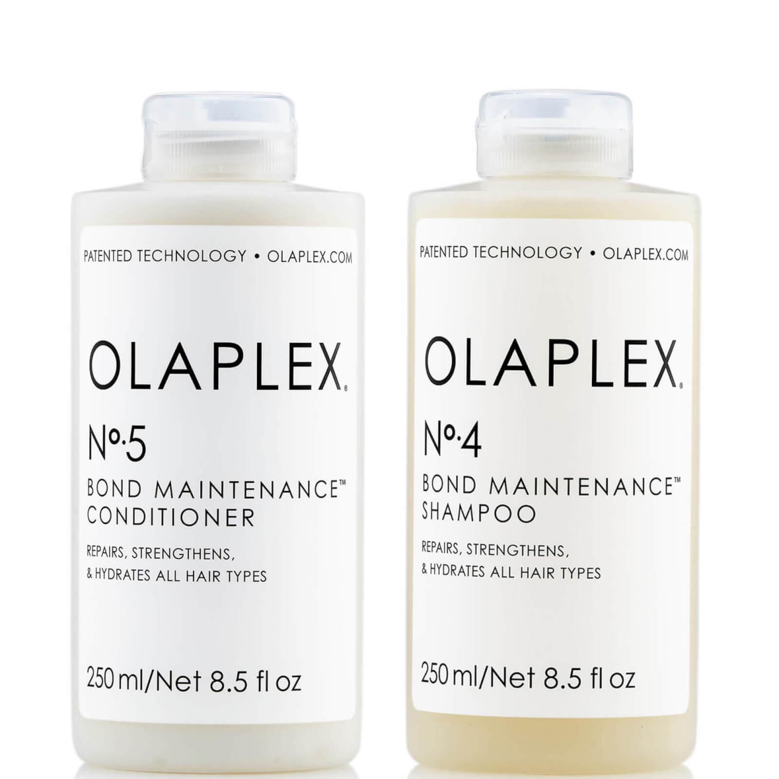 Dúo de champú y acondicionador de Olaplex