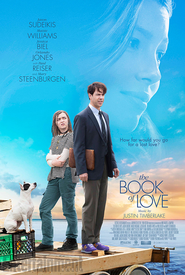 The Book Of Love Poster
