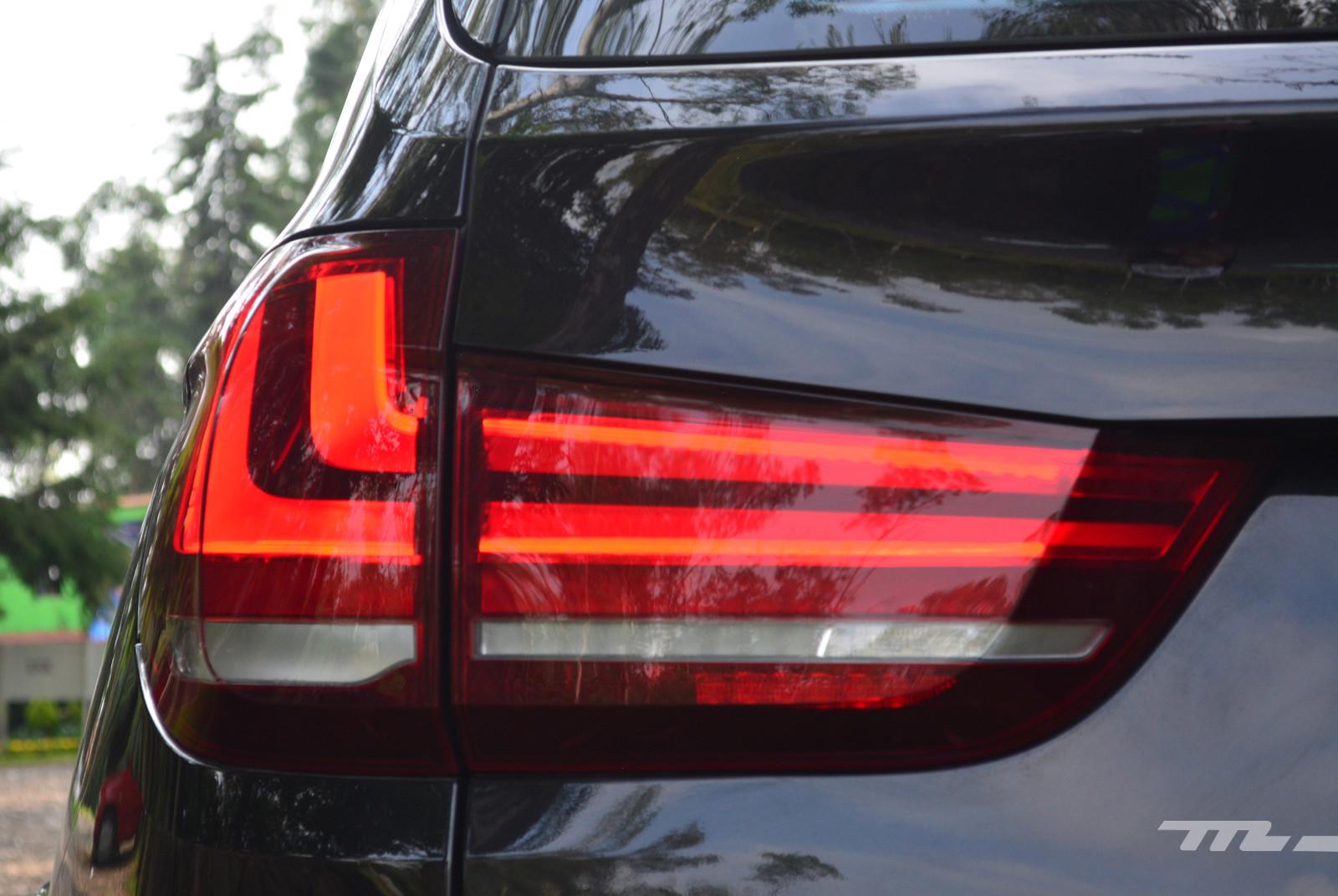 Foto de BMW X5 M (Prueba) (15/17)