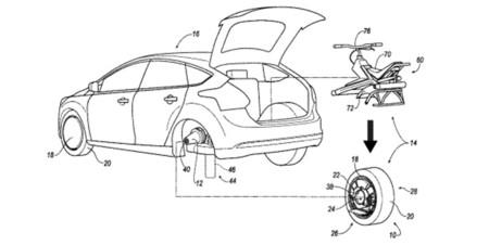 Convierte la rueda trasera de tu Ford en un monociclo eléctrico