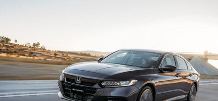 Honda Accord 2018, al volante de un sedán que por fin se escribe con signo de exclamación