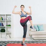 Un entrenamiento de fuerza y cardio que puedes hacer en casa en menos de 15 minutos
