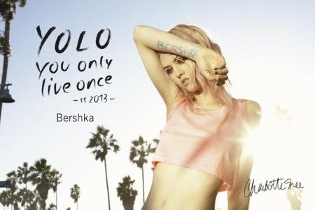 Anticipo de la campaña Primavera-Verano 2013 de Bershka: California girls, we're unforgettable