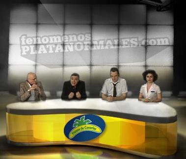 Fenómenos Platanormales, web que promueve el plátano de Canarias