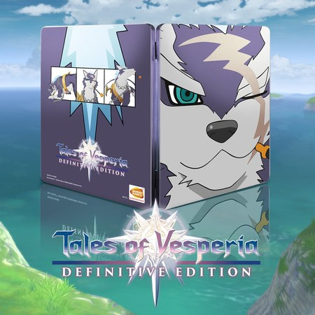 Tales Of Vesperia Definitive Edition Edicion Especial