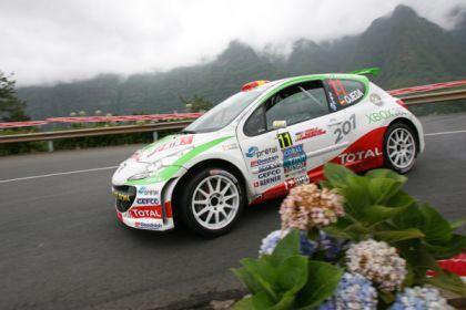 IRC: Ojeda cuarto en el Rallye de Madeira