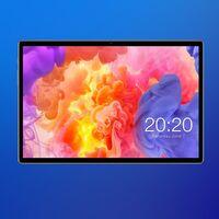 Renueva tu vieja tablet con esta Teclast P20HD rebajadísima hoy: conectividad 4G y pantalla de 10,1 pulgadas por menos de 100 euros