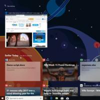 Bastante genial, así luce la nueva función Windows Timeline que estará llegando en la próxima versión para Insiders