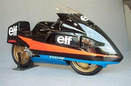 ELF R, de récord