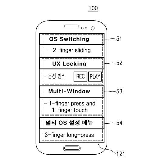 Foto de Patente Samsung (8/9)