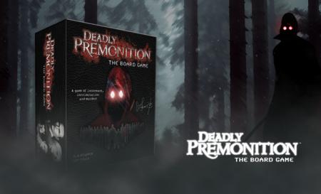 El juego de mesa de Deadly Premonition logra ser financiado en Kickstarter en solo ocho horas