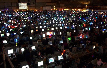 Winter 2004 Dreamhack Lan Party