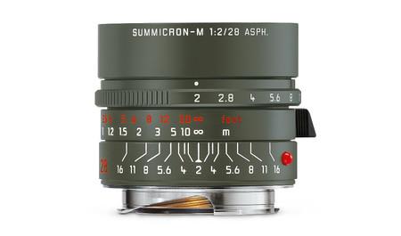 Leica Summicron M28 F2 Safari