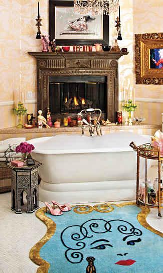 Foto de La casa de Christina Aguilera (10/26)