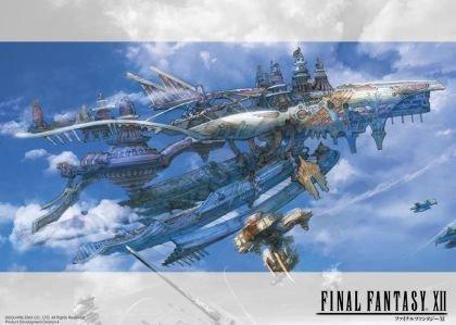Demo jugable del FF XII con el Dragon Quest VIII