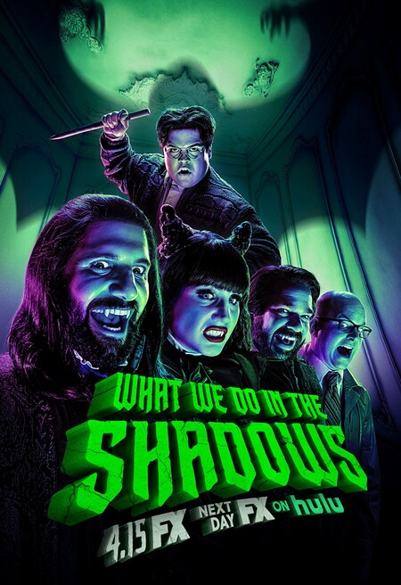 What We Do In The Shadows Poster Scaled