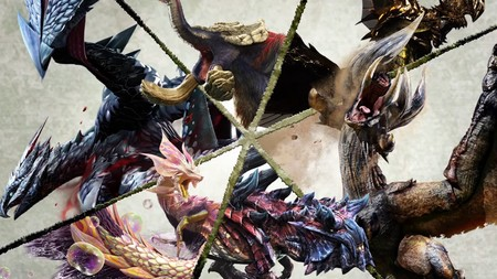 Monster Hunter Xx Monsters