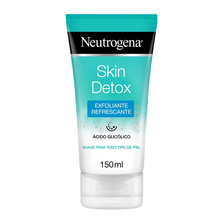 Neutrogena Skin Detox Gel Exfoliante Refrescante con Ácido Glicólico