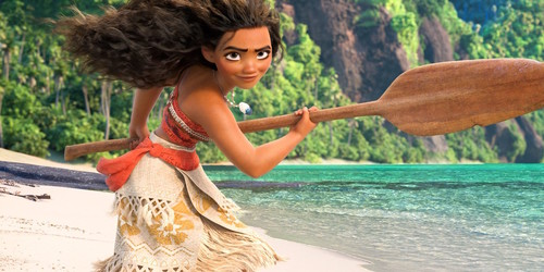 'Vaiana', robusta reivindicación del Disney tradicional