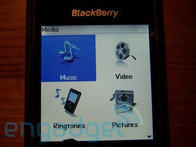 Blackberry 8100, pronto con Vodafone en España