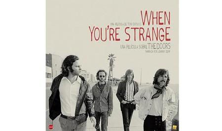 When' Your Strange, el documental sobre The Doors y su BSO, sólo hoy a 7,99 euros en Fnac