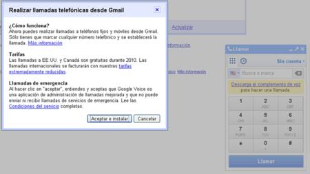 'Llamadas telefónicas desde GMail': Google Voice llega de puntillas a España, te aclaramos de qué va