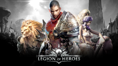 Legion of Heroes para Android, ya disponible el nuevo MMORPG de Nexon y Ndoors