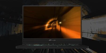 El portátil gaming ASUS TUF Dash F15 tiene potencia bruta con su gráfica NVIDIA RTX 3060, por 1.239 euros en PcComponentes