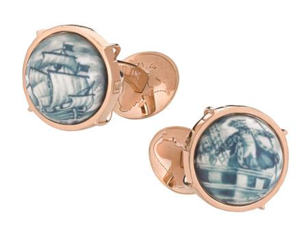 Si te apasiona la historia y los grandes navegantes, los gemelos Vasco de Gama de Montblanc llevan tu nombre