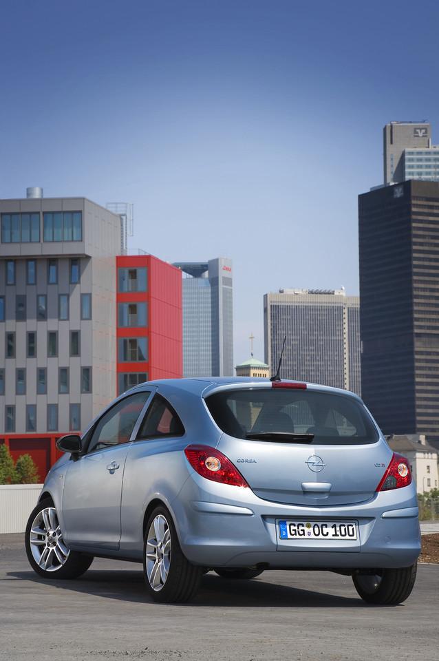 Foto de Opel Corsa 2010 (20/72)