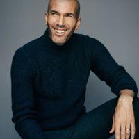 Zinédine Zidane vuelve a ser el hombre Mango para este otoño 2015